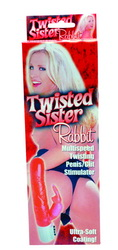 Грас. TWISTED SISTER RABBIT (Грас. TWISTED SISTER RABBIT)